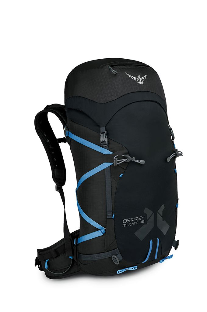 Osprey Mutant 38 Gritstone Black-30