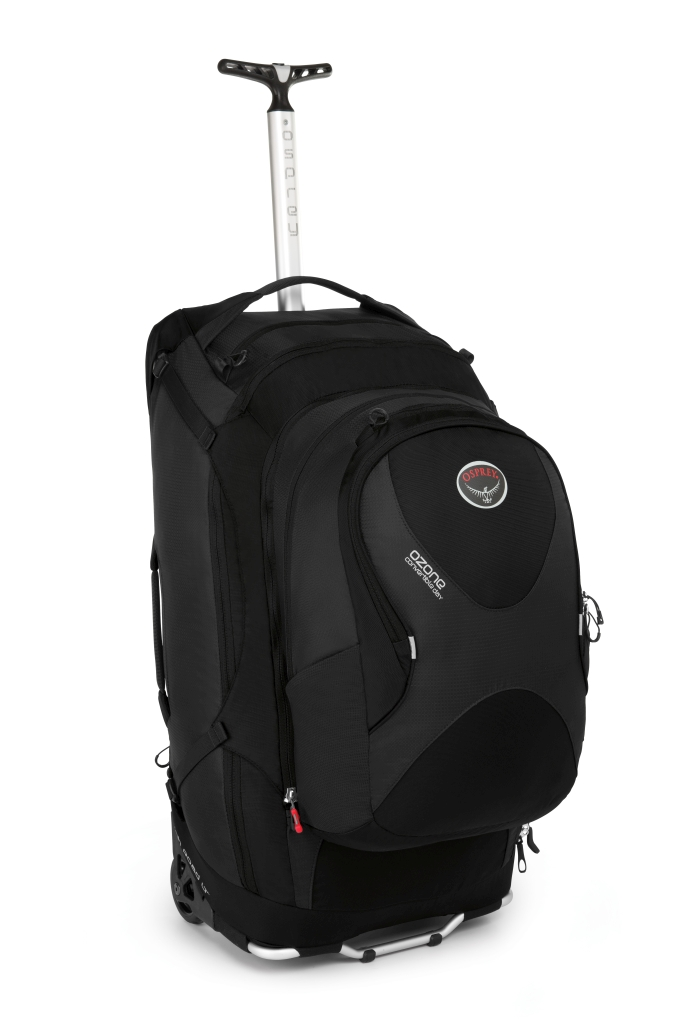 Osprey Ozone 75 Convertible Black-30