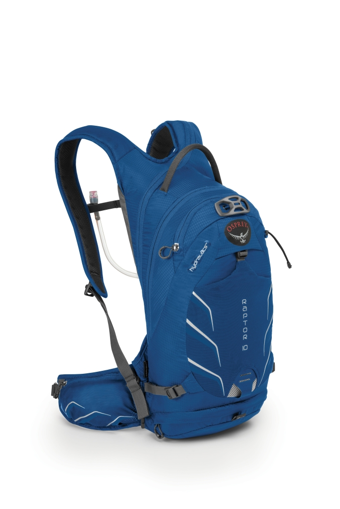 Osprey Raptor 10 Persian Blue-30