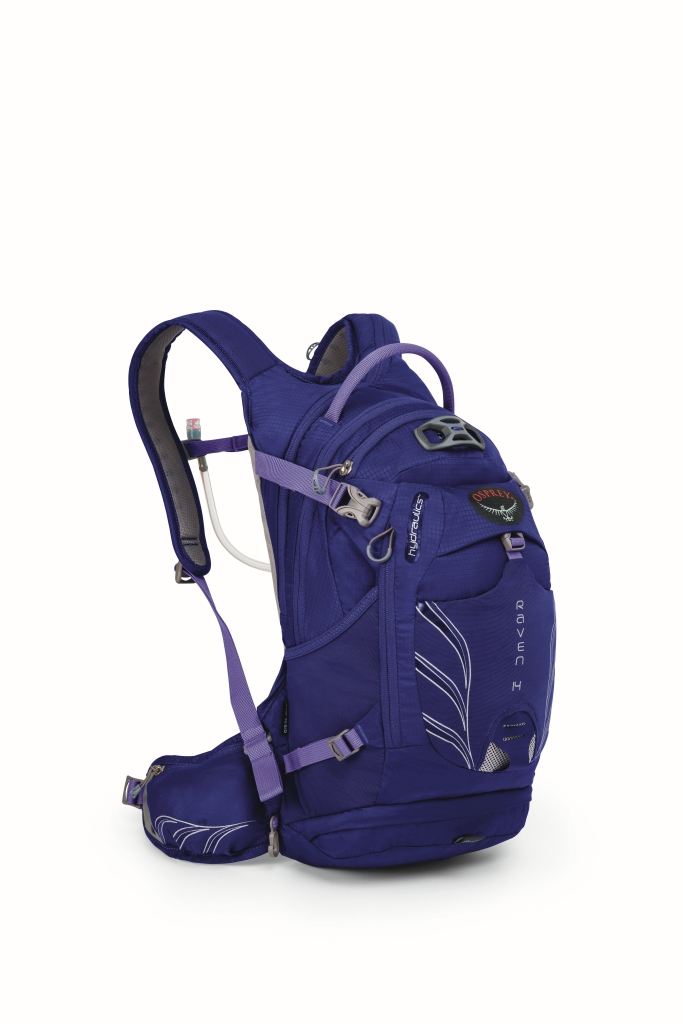 Osprey Raven 14 Royal Purple-30