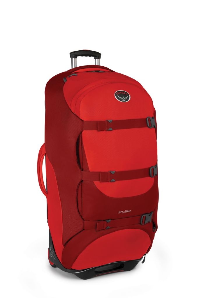 Osprey Shuttle 130 Diablo Red-30