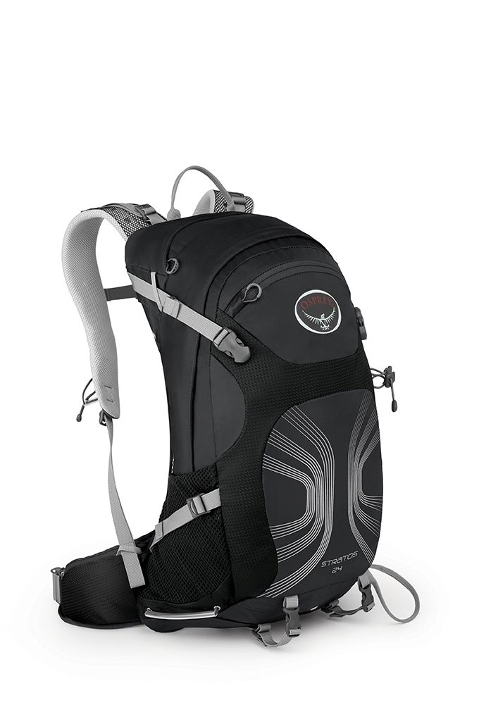 Osprey Stratos 24 Anthracite Black-30