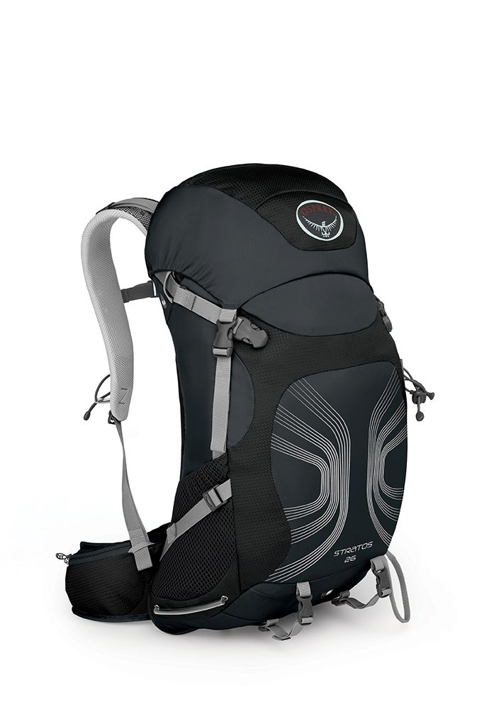 Osprey Stratos 26 Anthracite Black-30