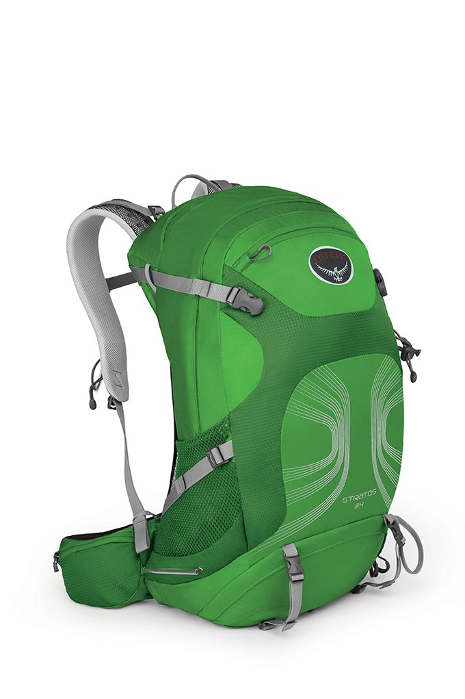 Osprey Stratos 34 Pine Green-30