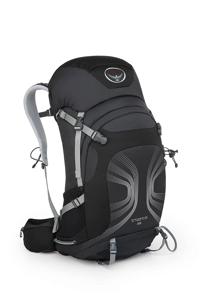 Osprey Stratos 36 Anthracite Black-30