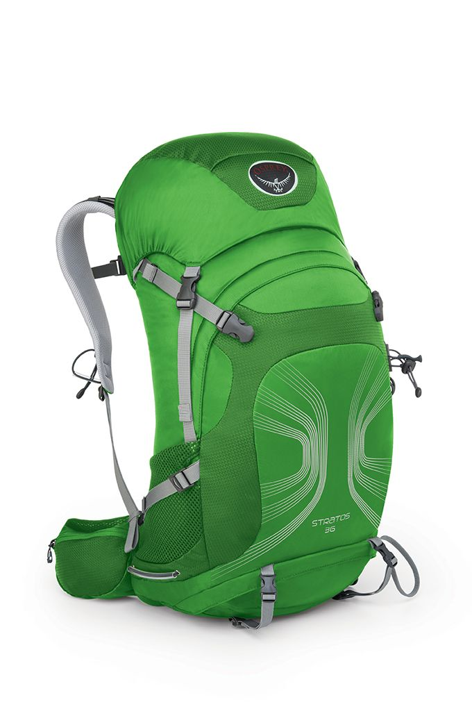 Osprey Stratos 36 Pine Green-30