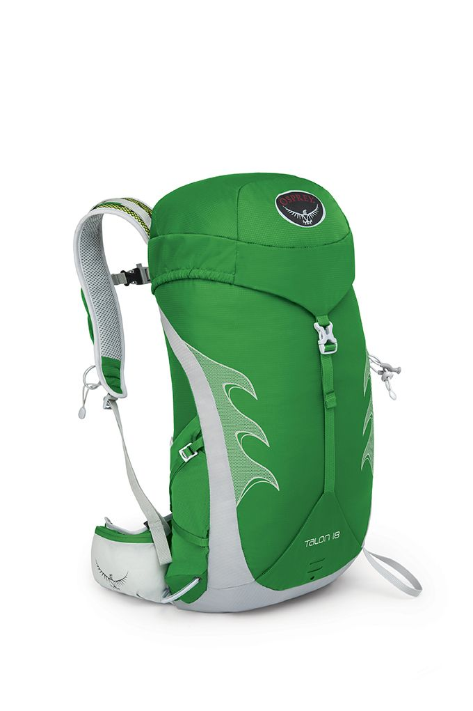 Osprey Talon 18 Shamrock Green-30