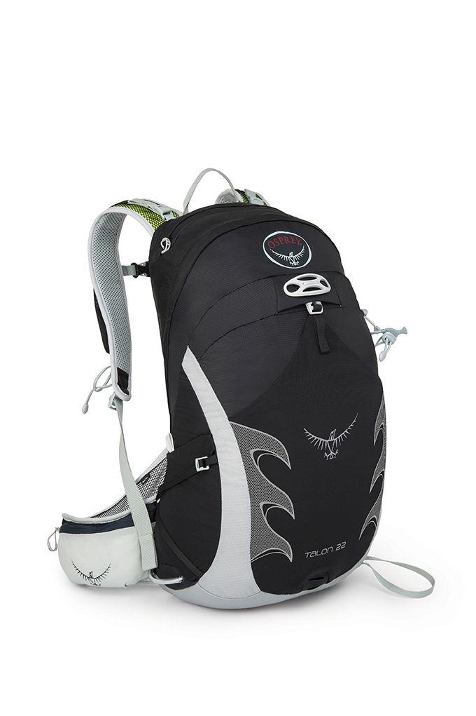 Osprey Talon 22 Onyx Black-30