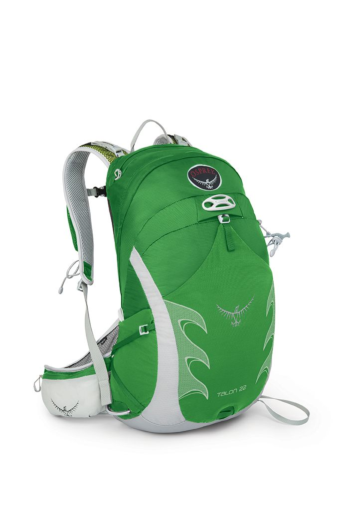Osprey Talon 22 Shamrock Green-30