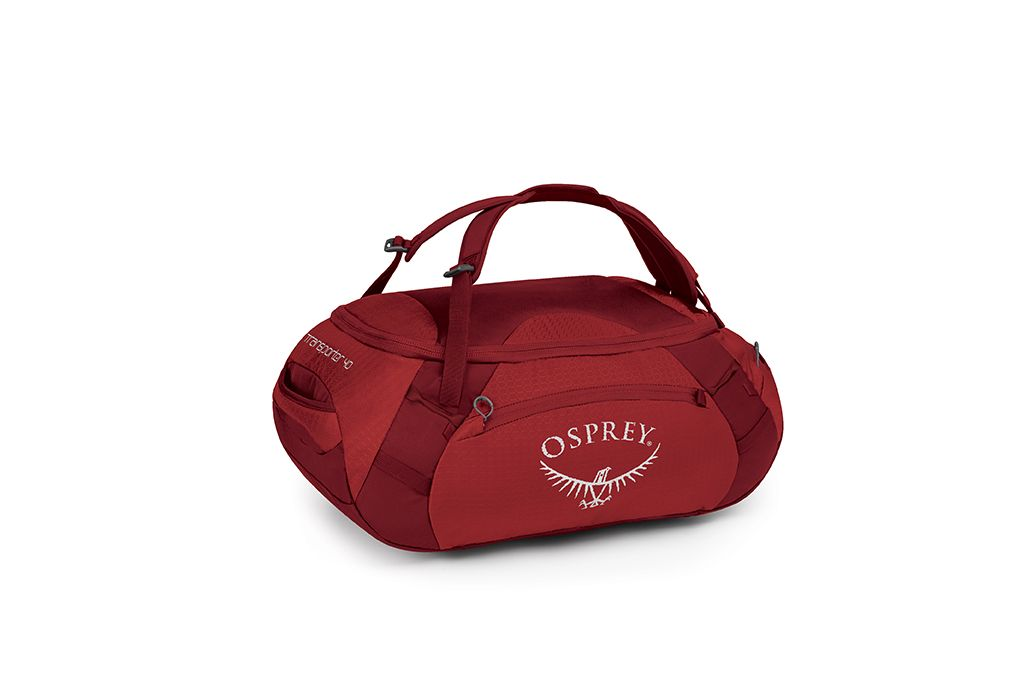 Osprey Transporter 40 Hoodoo Red-30