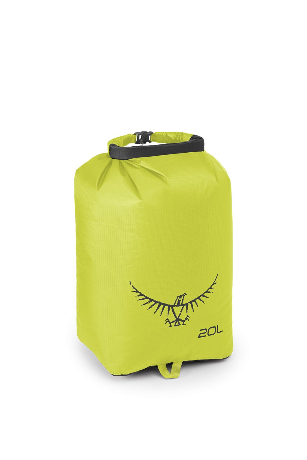 Osprey DrySack 20 Electric Lime-30