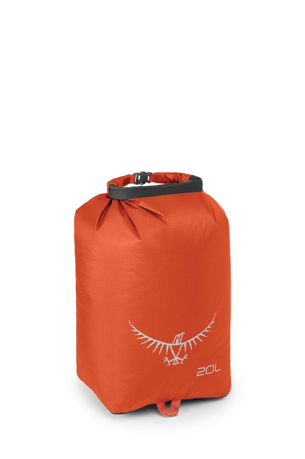 Osprey DrySack 20 Poppy Orange-30