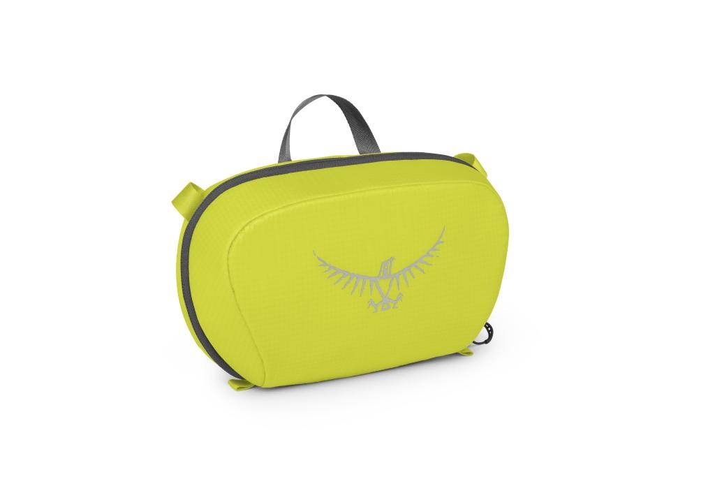 Osprey - Washbag Cassette Electric Lime - Sponge Bags -