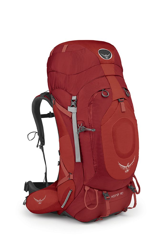 Osprey Xena 70 Ruby Red-30