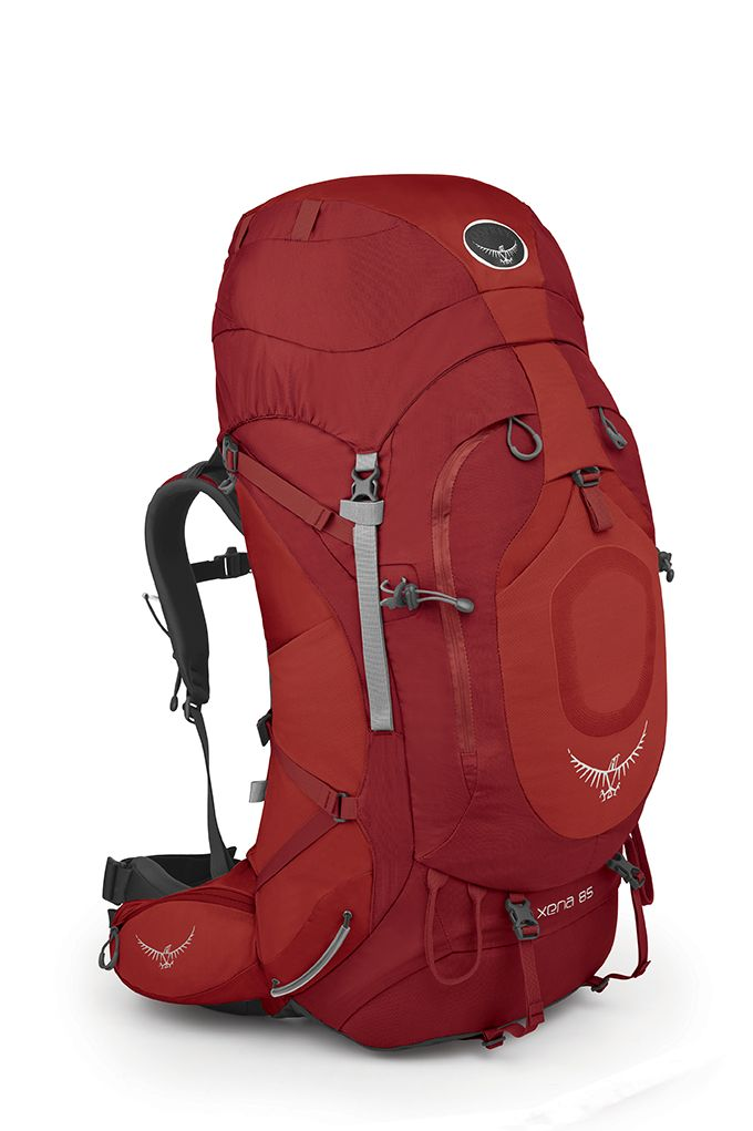 Osprey Xena 85 Ruby Red-30
