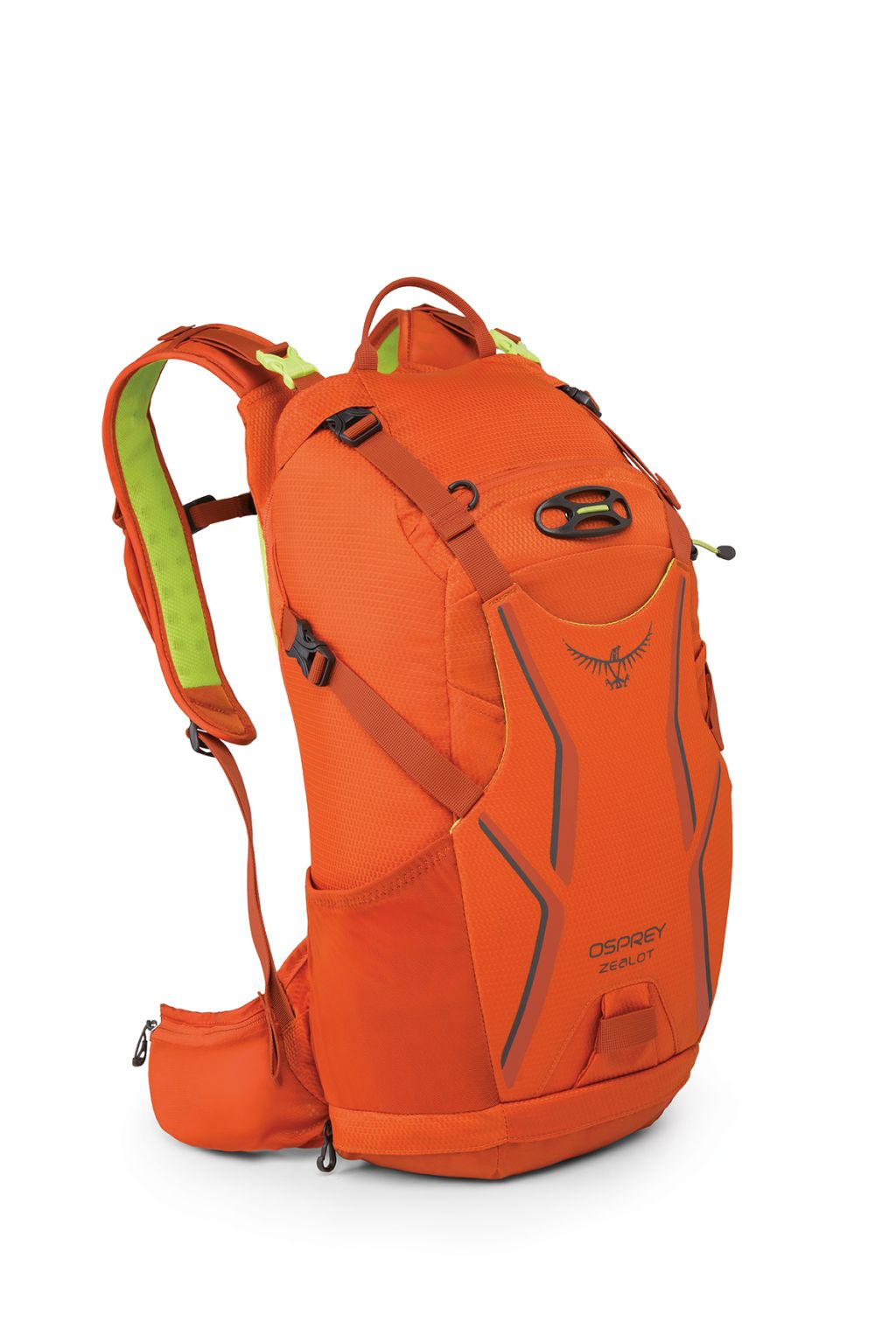 Osprey Zealot 15 Atomic Orange-30