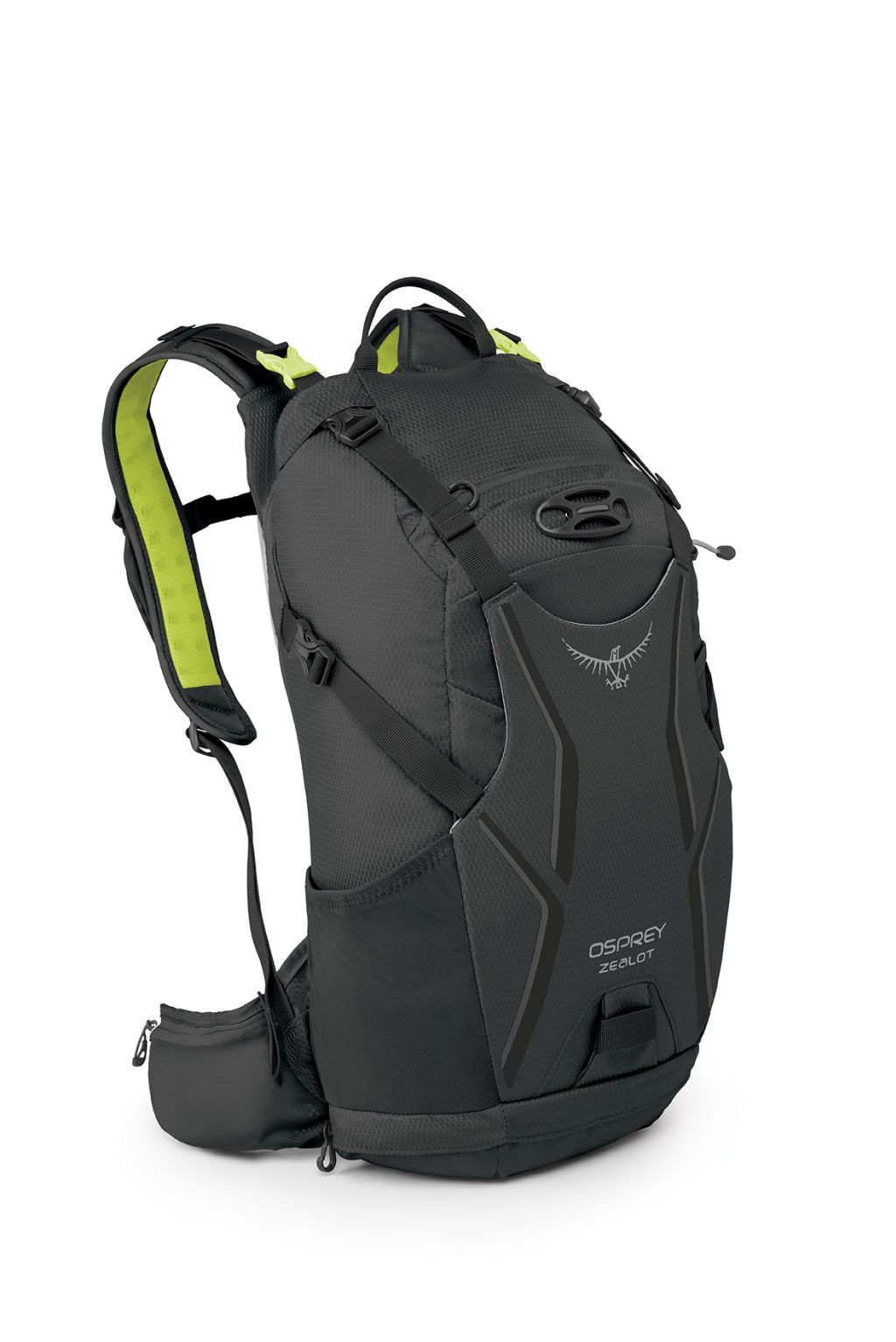 Osprey Zealot 15 Carbide Grey-30