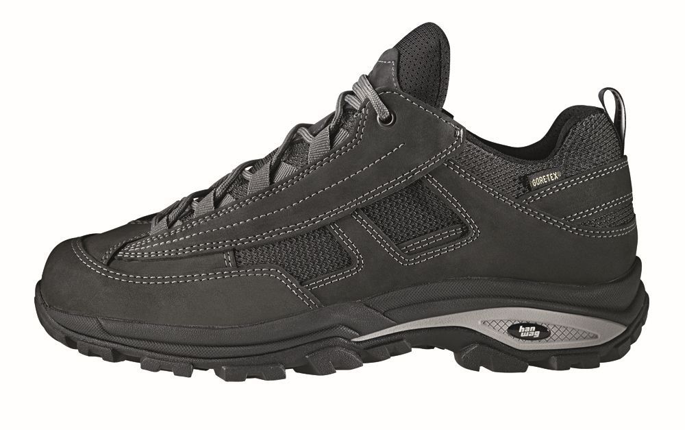 Hanwag Outrider Wide GTX Dark Grey-30