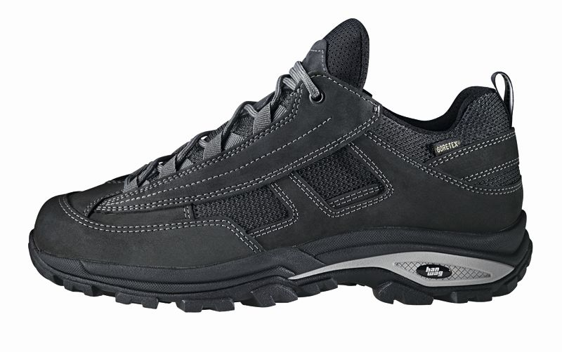 Hanwag Outrider Wide Lady GTX Dark Grey-30