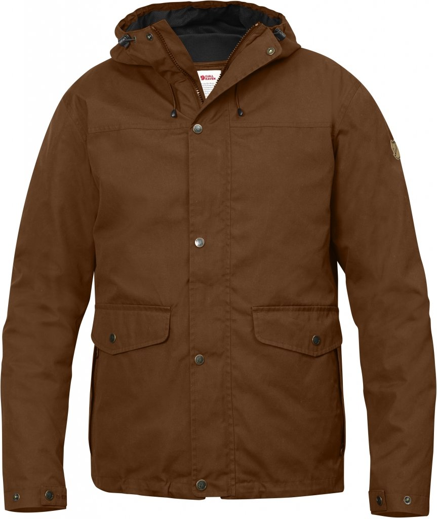 FjallRaven Ovik 3 in 1 Jacket Chestnut-30