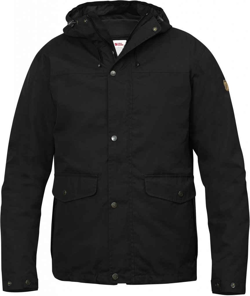 FjallRaven Ovik 3 in 1 Jacket Black-30