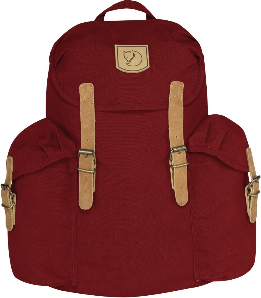 FjallRaven Övik Backpack 15L Deep Red-30
