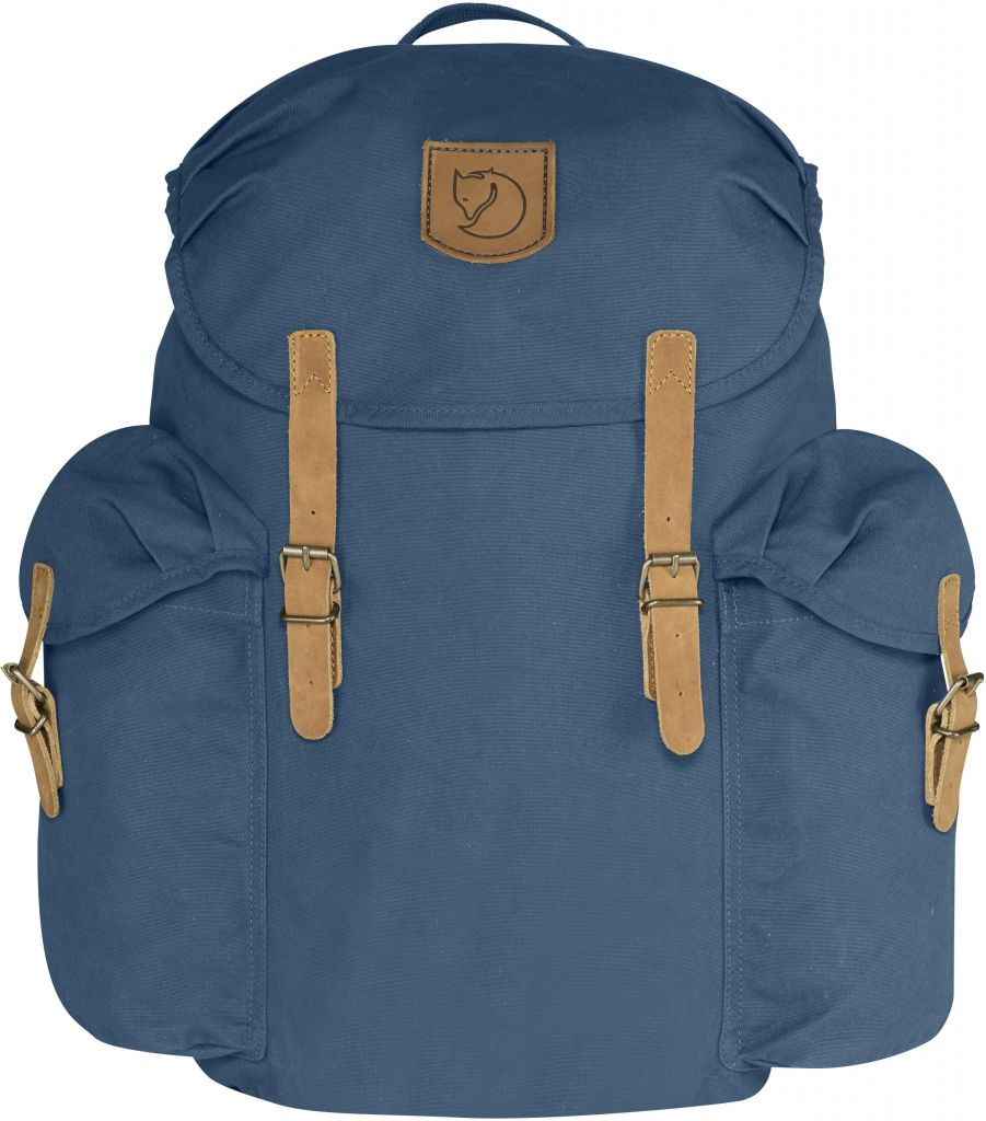 FjallRaven Övik Backpack 20L Uncle Blue-30