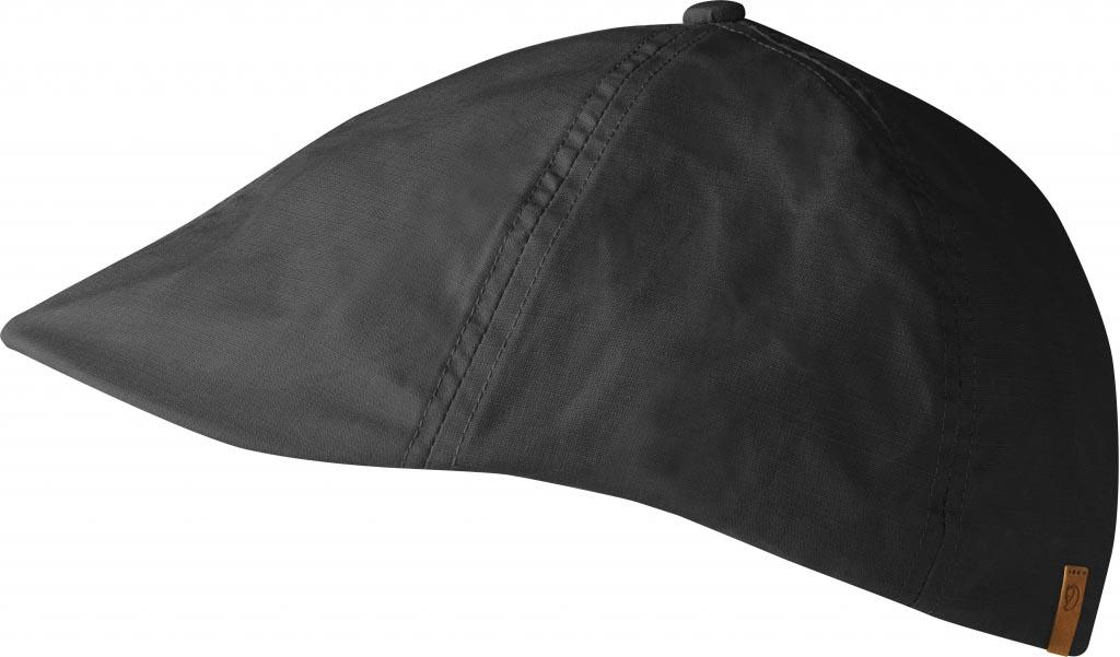 FjallRaven Övik Flat Cap Dark Grey-30