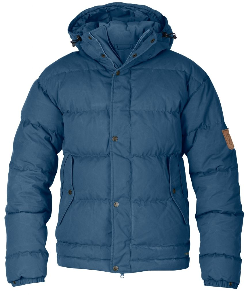 FjallRaven Övik Jacket Uncle Blue-30