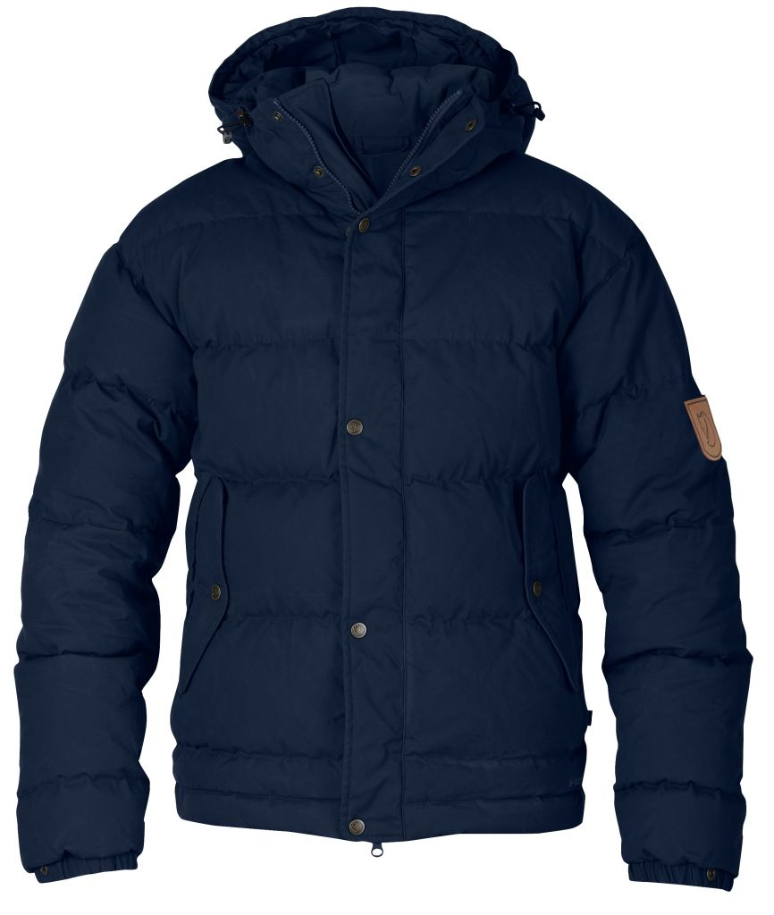 FjallRaven Övik Jacket Dark Navy-30