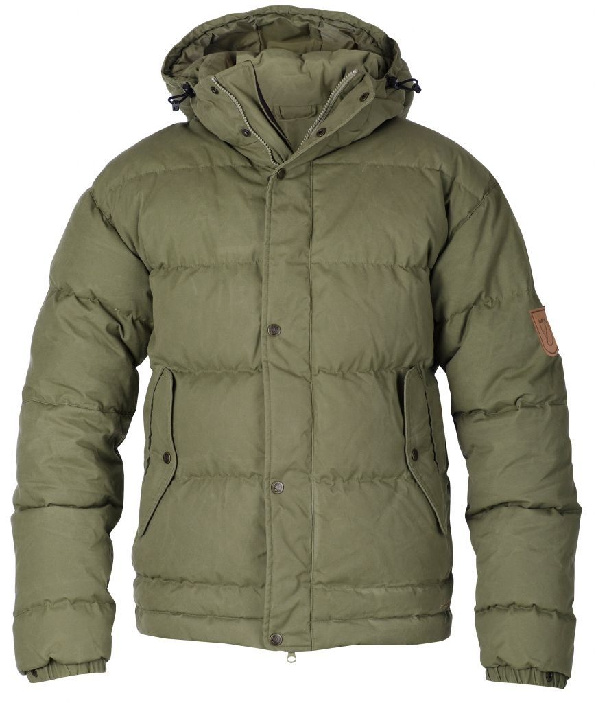 FjallRaven Övik Jacket Green-30