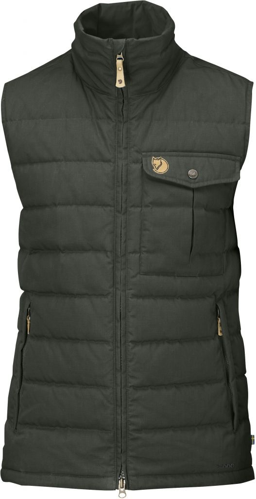 FjallRaven Övik Lite Vest Mountain Grey-30