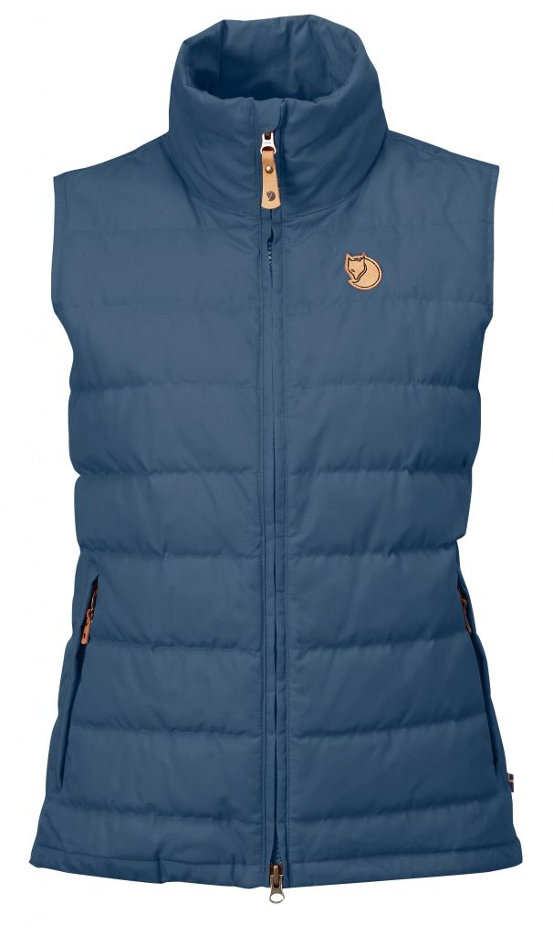 FjallRaven Övik Lite Vest W. Uncle Blue-30