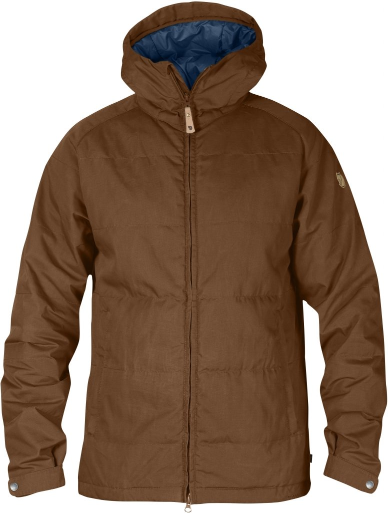 FjallRaven Ovik Loft Jacket Chestnut-30