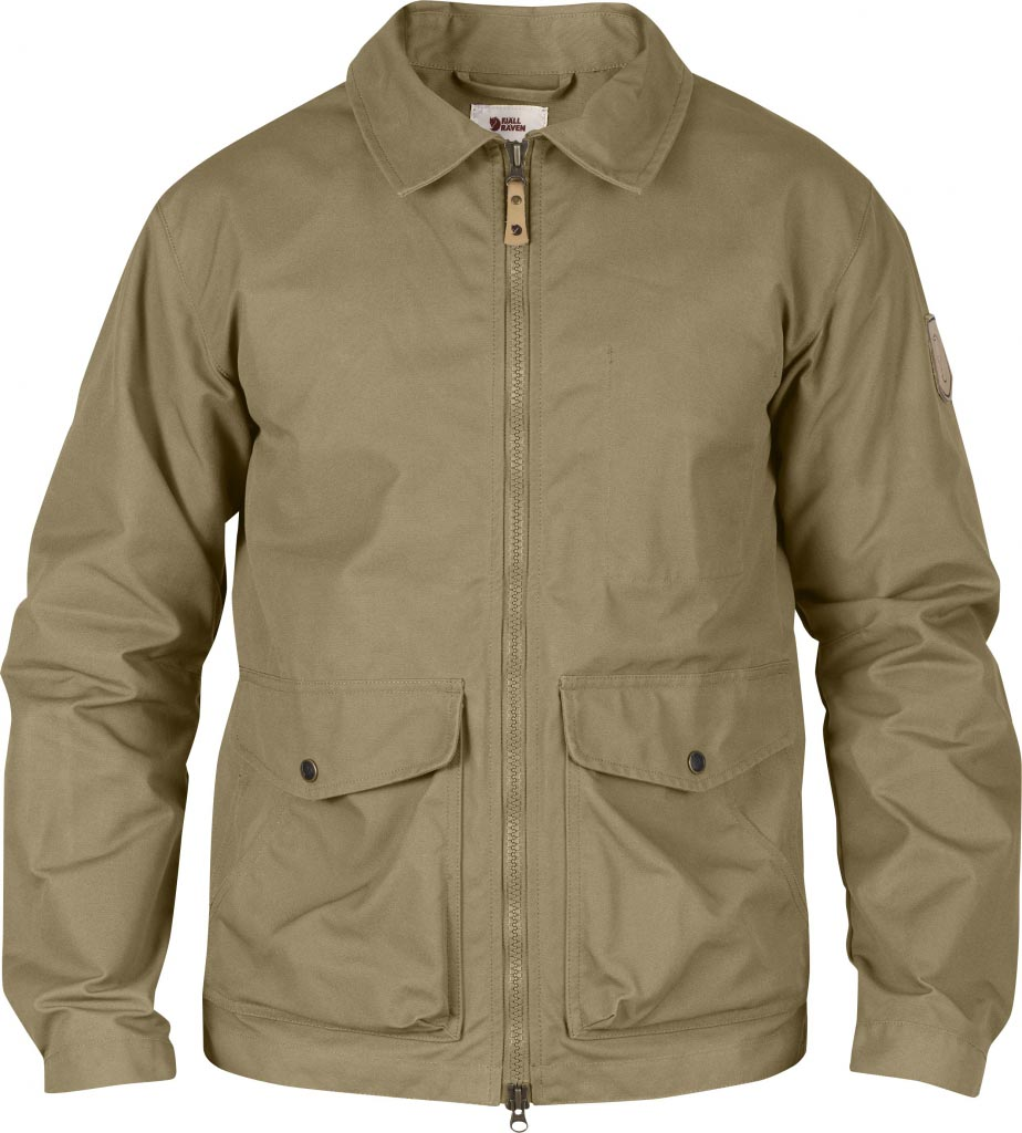 FjallRaven Övik Short Jacket Sand-30