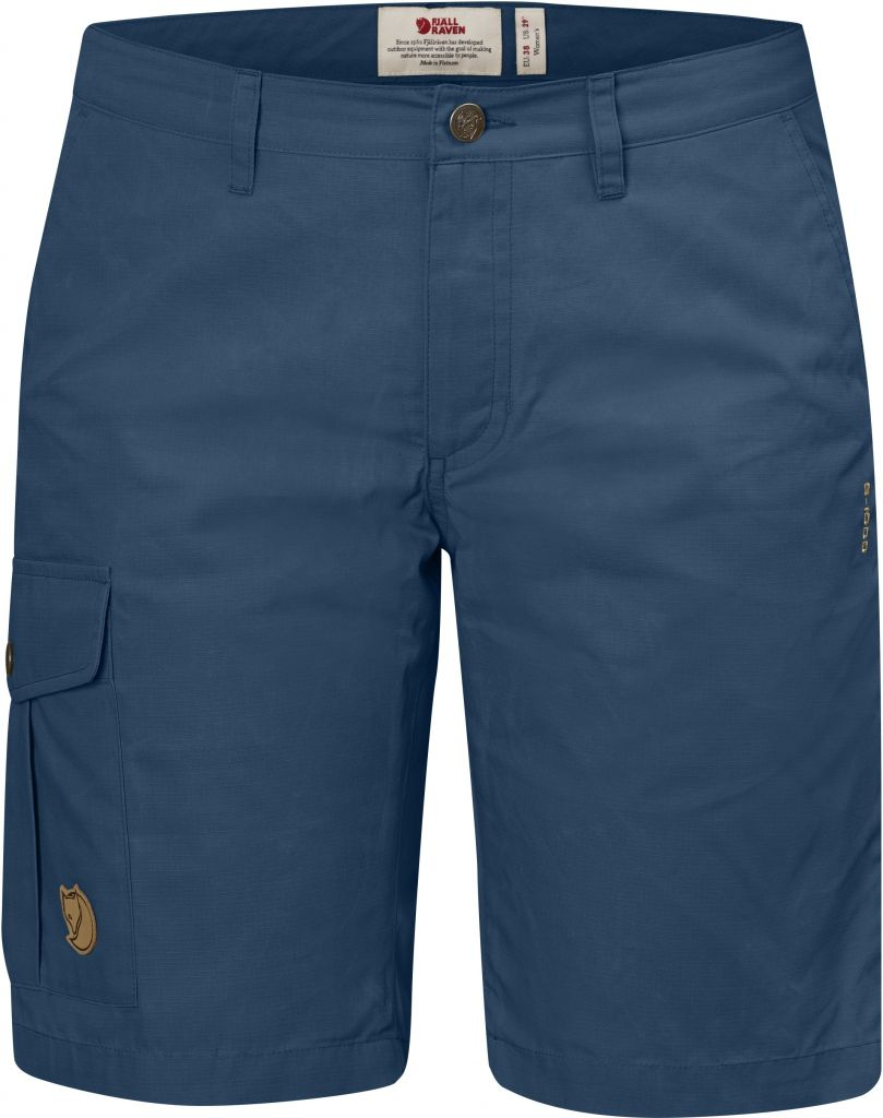FjallRaven Övik Shorts W Uncle Blue-30