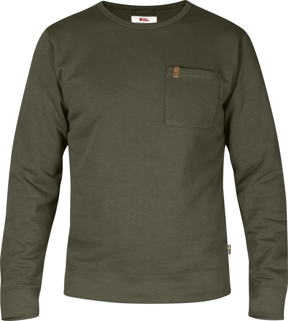 FjallRaven Övik Sweater Tarmac-30