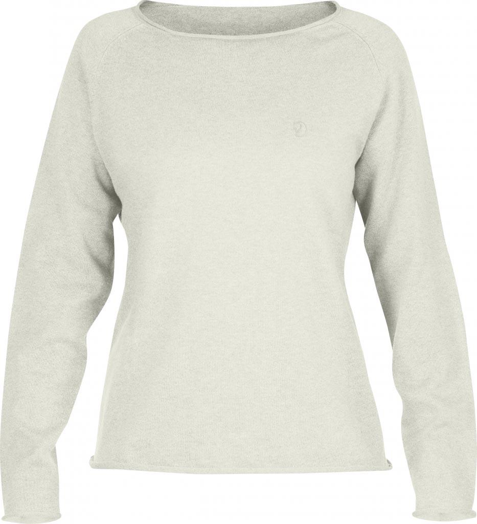 FjallRaven - Övik Sweater W. Ecru - Woll Sweaters - L