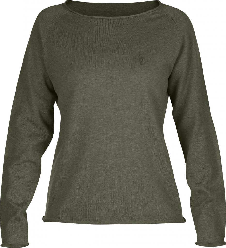 FjallRaven Övik Sweater W. Tarmac-30