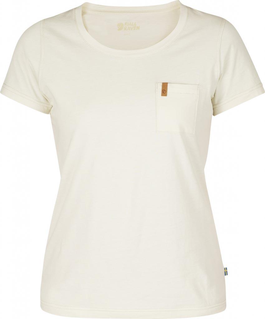 FjallRaven - Övik T-shirt W. Ecru - T-Shirts - L