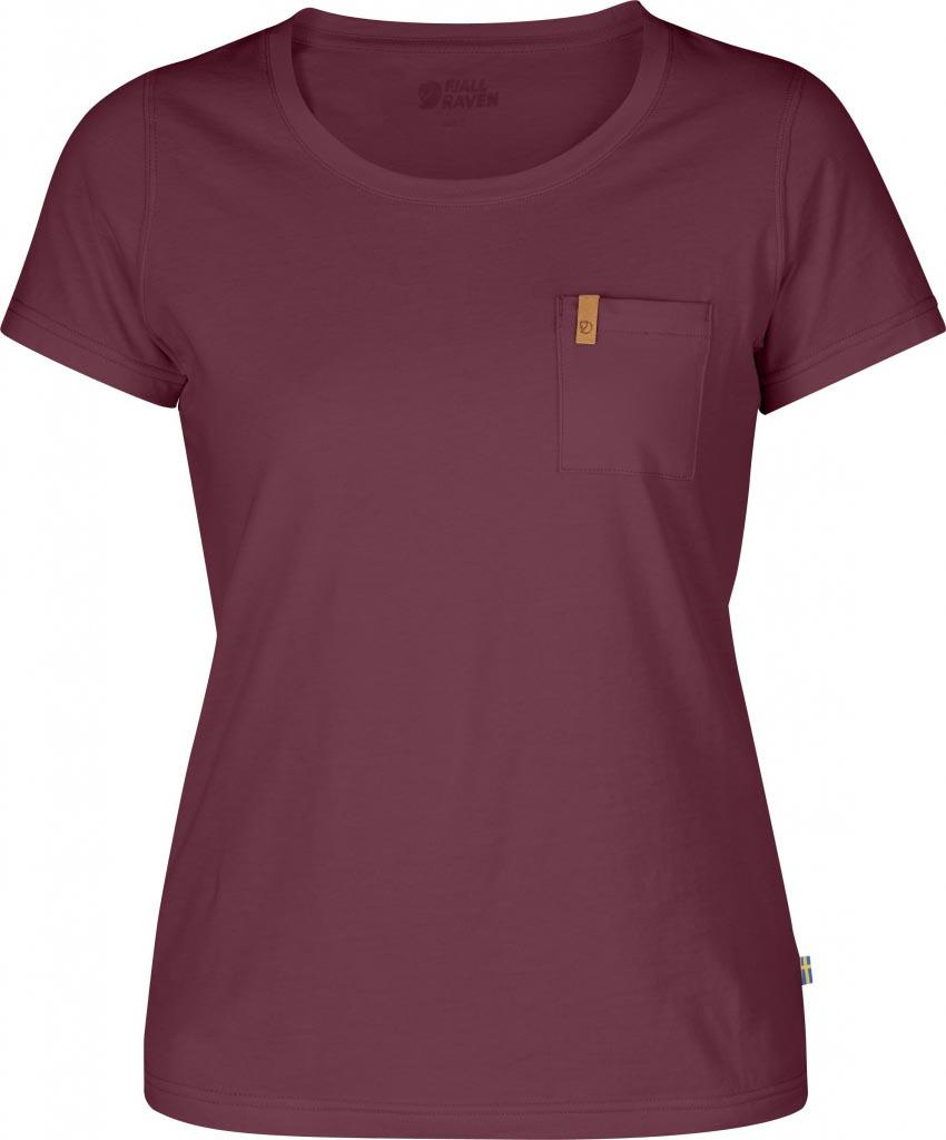 FjallRaven Övik T-shirt W. Wild Ginger-30