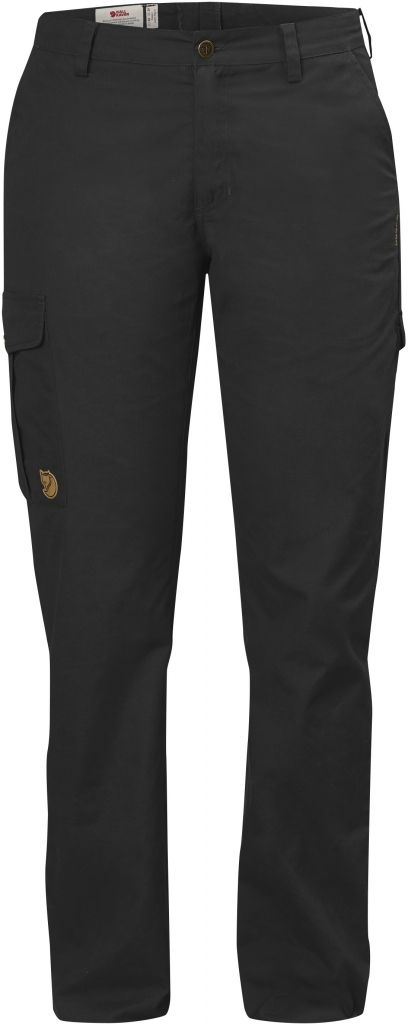 FjallRaven Övik Trousers Curved W Dark Grey-30