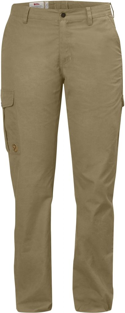 FjallRaven Övik Trousers Curved W Sand-30