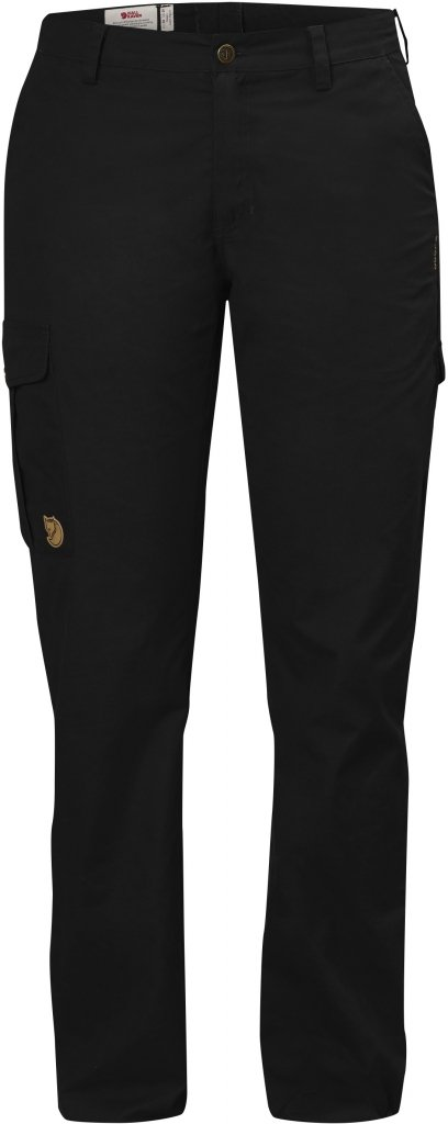 FjallRaven Ovik Curved Trousers W Black-30
