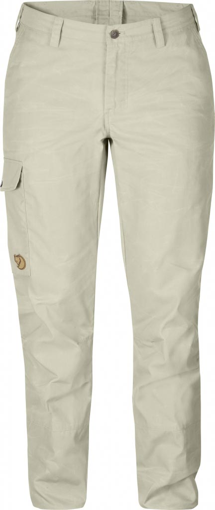 FjallRaven Övik Trousers W. Light Beige-30