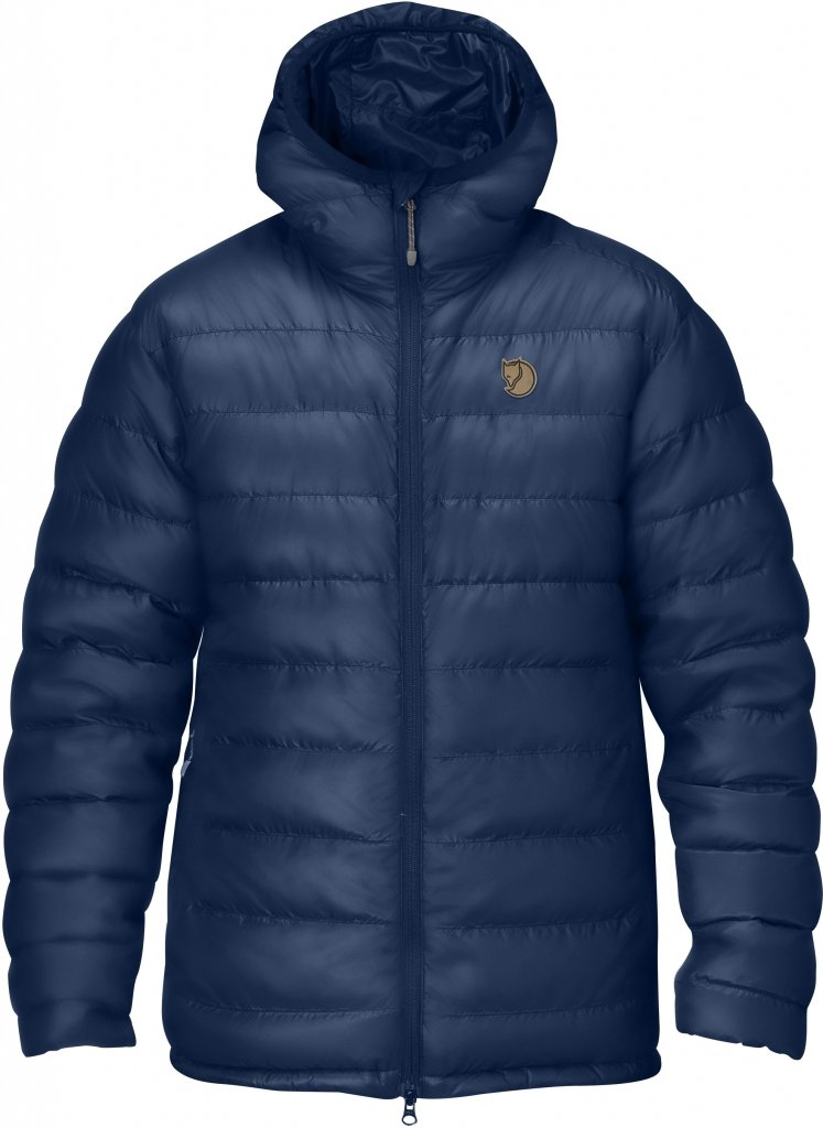 FjallRaven Pak Down Jacket Blueberry-30