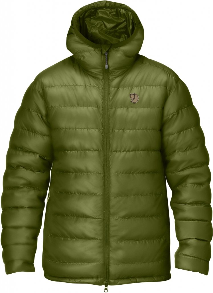 FjallRaven Pak Down Jacket Avocado-30