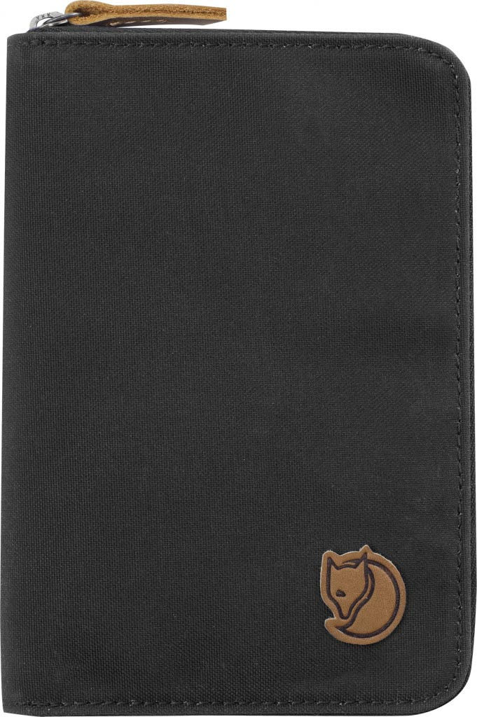 FjallRaven Passport Wallet Dark Grey-30