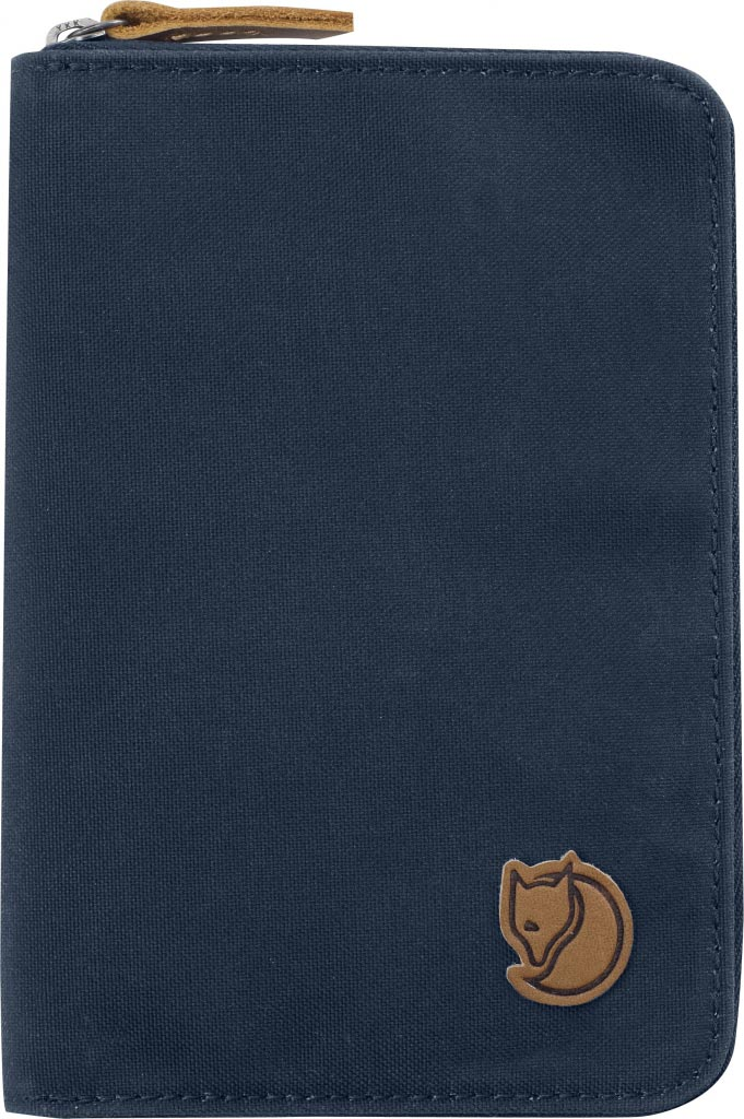 FjallRaven Passport Wallet Navy-30