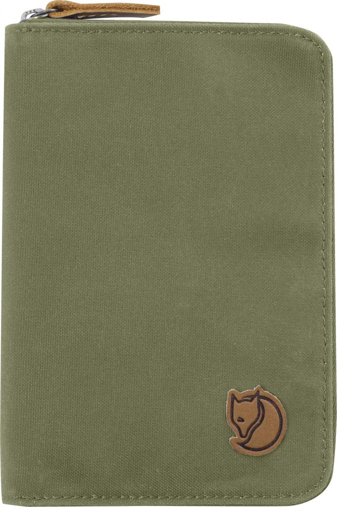 FjallRaven Passport Wallet Green-30
